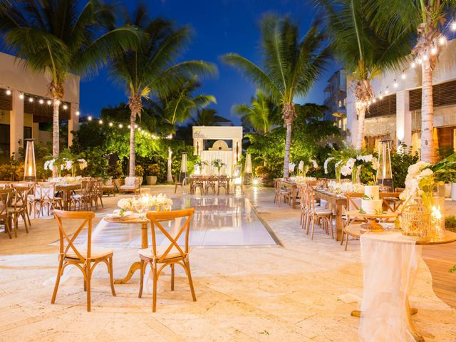 Ron and Jessica's Wedding in Long Bay Beach, Turks and Caicos 1