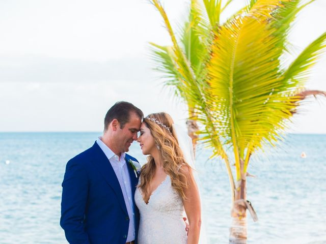 Ron and Jessica's Wedding in Long Bay Beach, Turks and Caicos 22