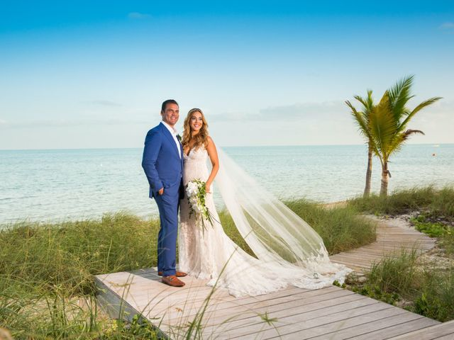 Ron and Jessica's Wedding in Long Bay Beach, Turks and Caicos 2