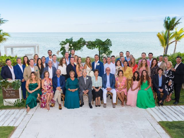 Ron and Jessica's Wedding in Long Bay Beach, Turks and Caicos 18