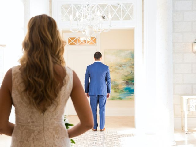 Ron and Jessica's Wedding in Long Bay Beach, Turks and Caicos 7
