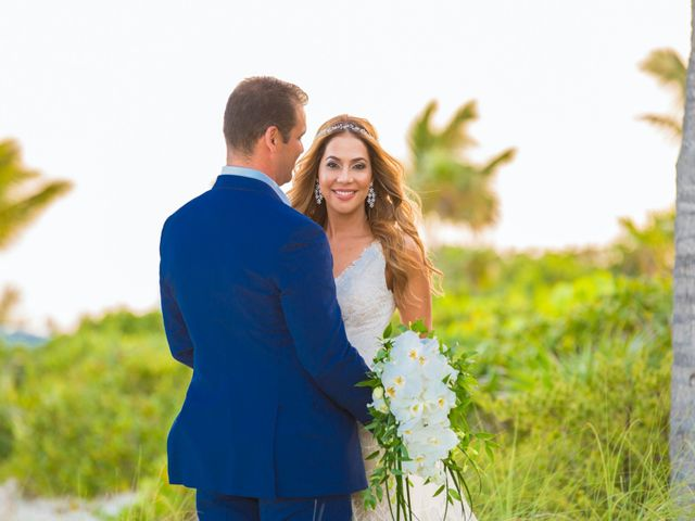 Ron and Jessica's Wedding in Long Bay Beach, Turks and Caicos 21