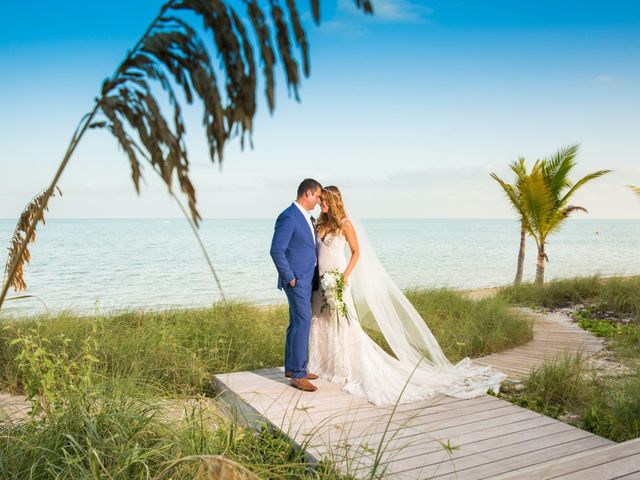Ron and Jessica's Wedding in Long Bay Beach, Turks and Caicos 23