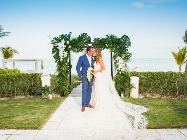 Ron and Jessica's Wedding in Long Bay Beach, Turks and Caicos 19
