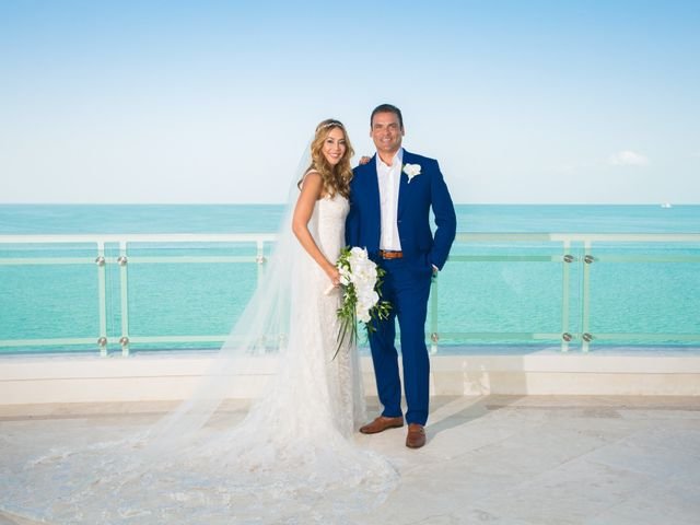 Ron and Jessica's Wedding in Long Bay Beach, Turks and Caicos 24