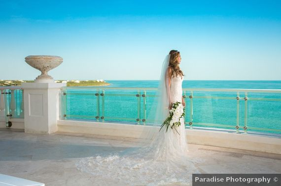 Ron and Jessica's Wedding in Long Bay Beach, Turks and Caicos 6
