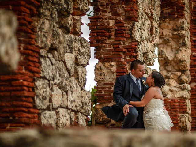 The wedding of Sherleen and Miguel