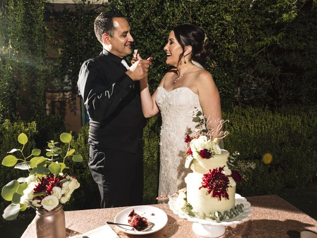 Steve and Angelee's Wedding in Tucson, Arizona 4