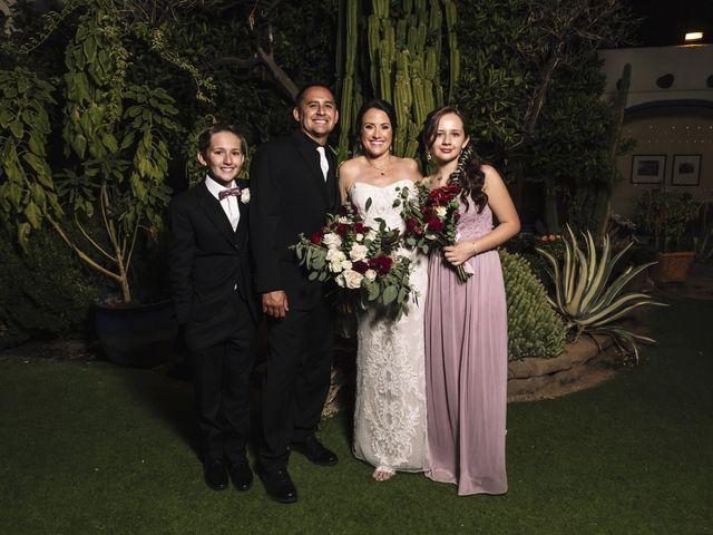 Steve and Angelee's Wedding in Tucson, Arizona 12