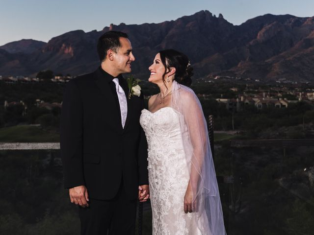 Steve and Angelee's Wedding in Tucson, Arizona 13