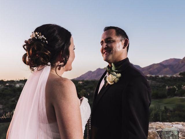 Steve and Angelee's Wedding in Tucson, Arizona 14