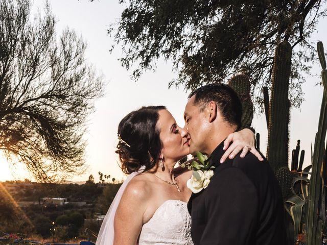 Steve and Angelee's Wedding in Tucson, Arizona 15