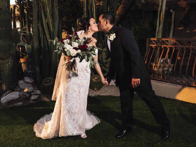 Steve and Angelee's Wedding in Tucson, Arizona 16