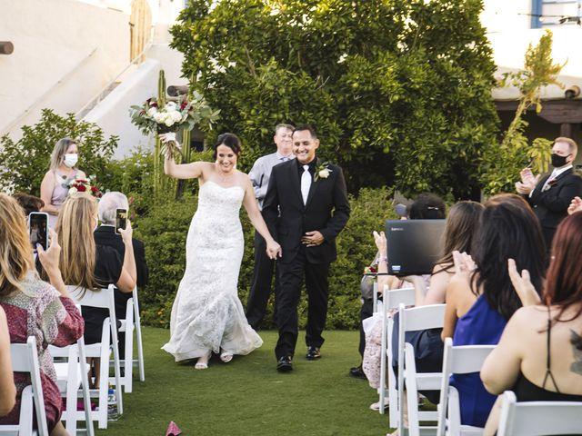 Steve and Angelee's Wedding in Tucson, Arizona 17