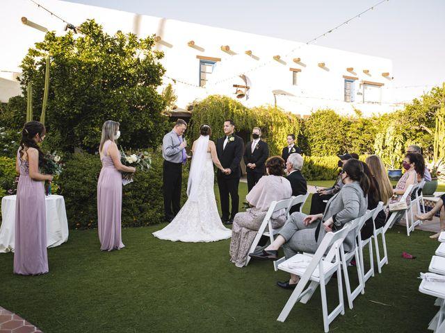 Steve and Angelee's Wedding in Tucson, Arizona 18