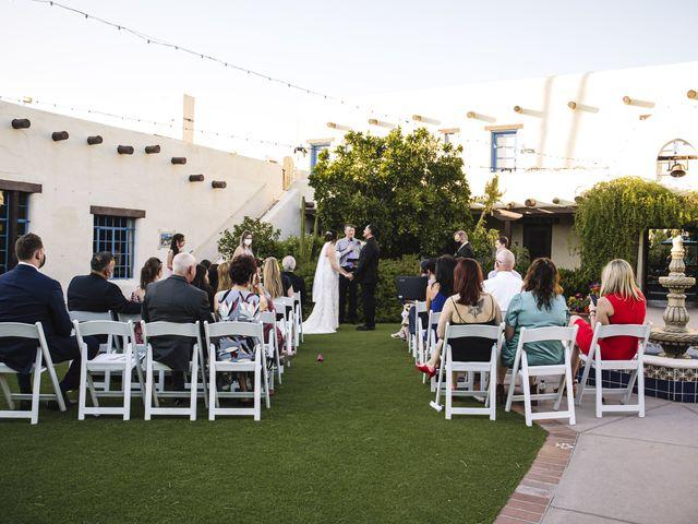 Steve and Angelee's Wedding in Tucson, Arizona 19