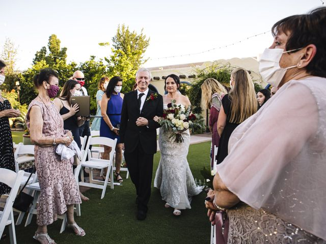 Steve and Angelee's Wedding in Tucson, Arizona 20