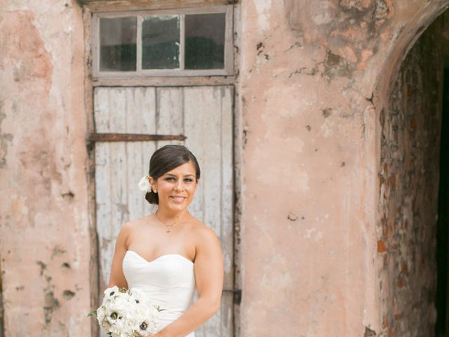 Annie and Brad's Wedding in New Orleans, Louisiana 5