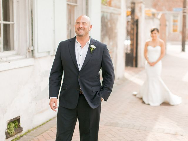 Annie and Brad's Wedding in New Orleans, Louisiana 10