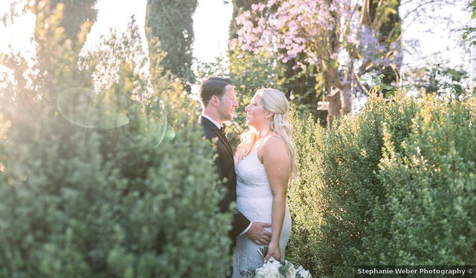 Chris and Ashley's Wedding in Placentia, California