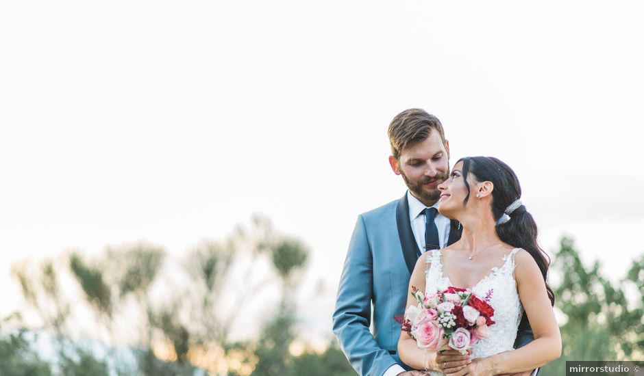 Alexandros and Ioanna's Wedding in Athens, Greece