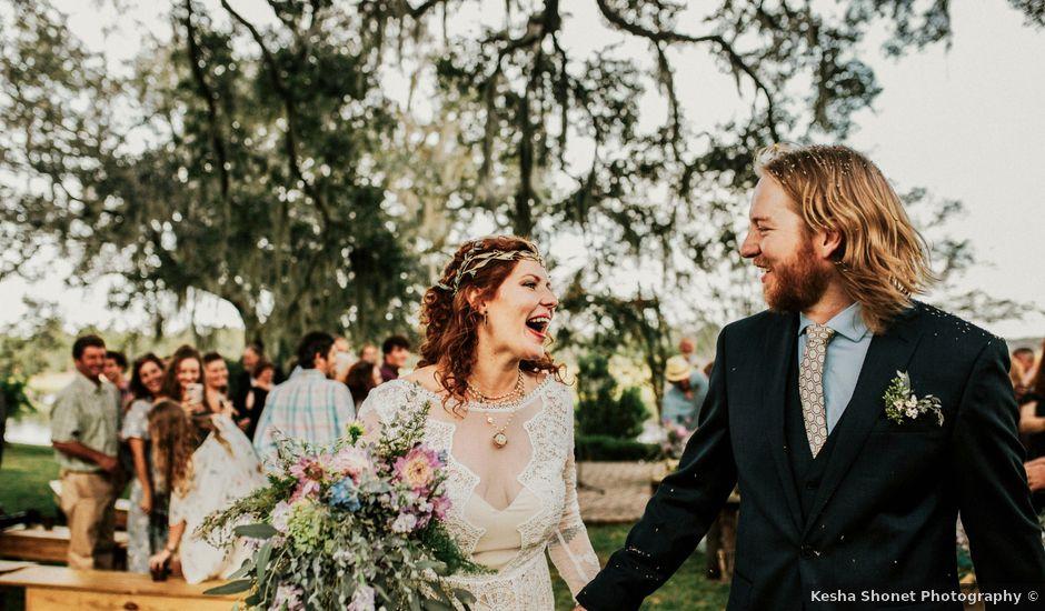 Blake and Danielle's Wedding in Yemassee, South Carolina