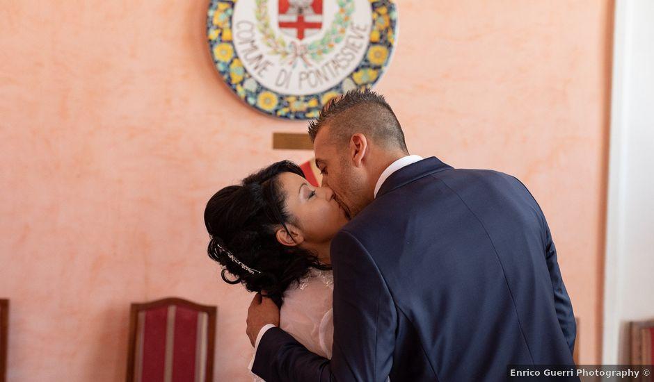 Luigi and Caterina's Wedding in Tuscany, Italy
