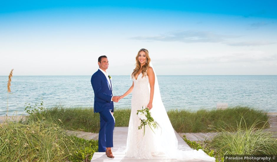 Ron and Jessica's Wedding in Long Bay Beach, Turks and Caicos