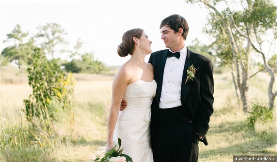 Lauren and Charles's wedding in South Carolina