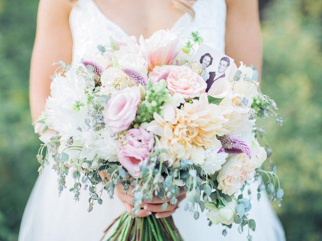 Lauren and Mike's Wedding in Ithaca, New York 6