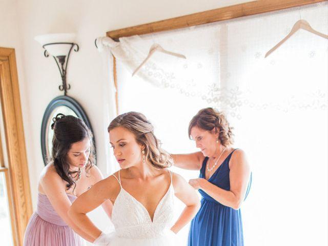 Lauren and Mike's Wedding in Ithaca, New York 5