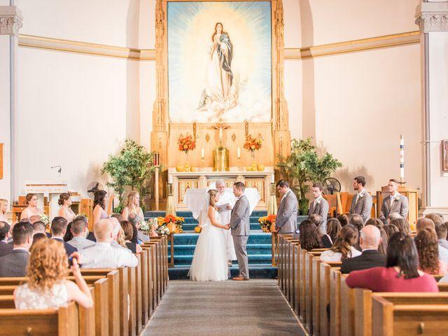 Lauren and Mike's Wedding in Ithaca, New York 10