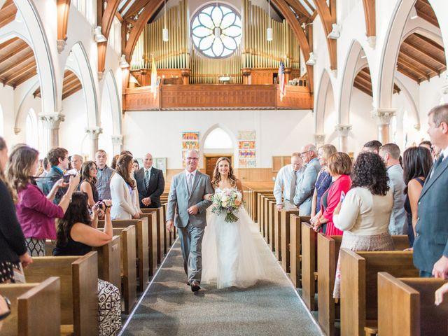 Lauren and Mike's Wedding in Ithaca, New York 9