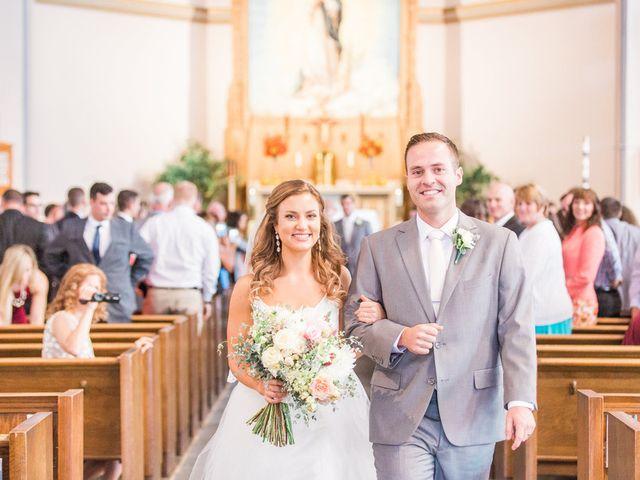 Lauren and Mike's Wedding in Ithaca, New York 12