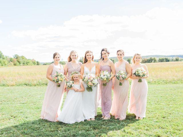 Lauren and Mike's Wedding in Ithaca, New York 14