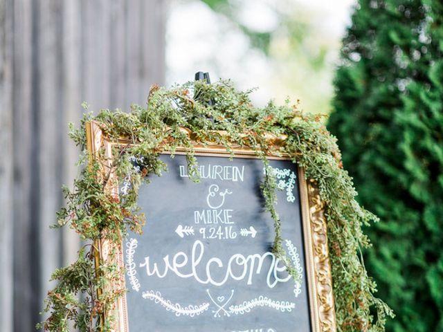 Lauren and Mike's Wedding in Ithaca, New York 17