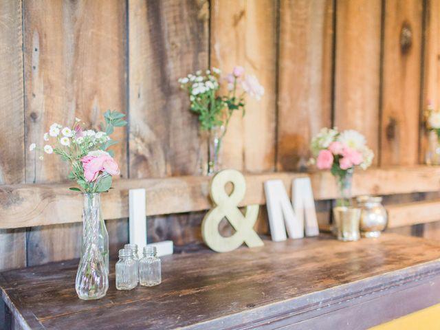 Lauren and Mike's Wedding in Ithaca, New York 18