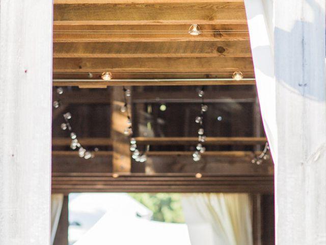 Lauren and Mike's Wedding in Ithaca, New York 22