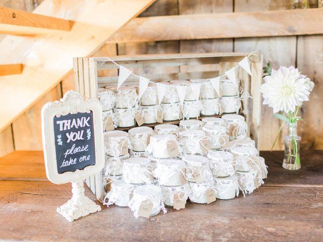 Lauren and Mike's Wedding in Ithaca, New York 25