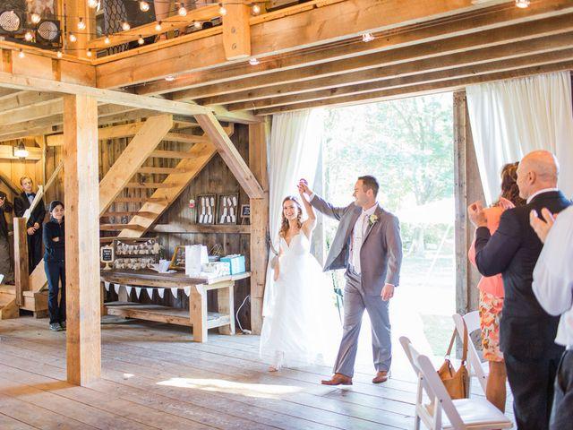Lauren and Mike's Wedding in Ithaca, New York 26