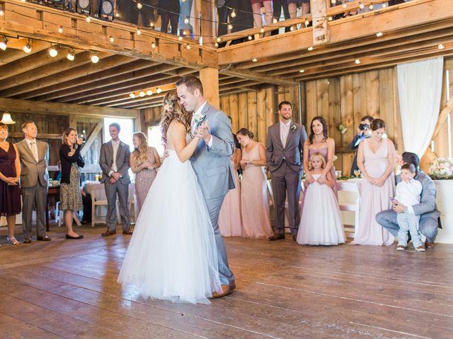 Lauren and Mike's Wedding in Ithaca, New York 27