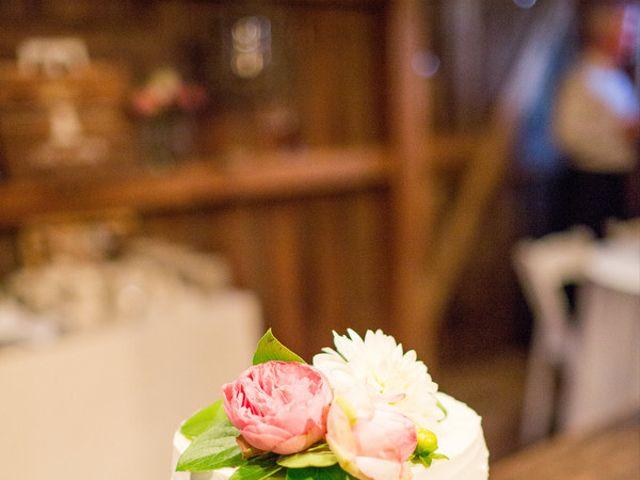 Lauren and Mike's Wedding in Ithaca, New York 28