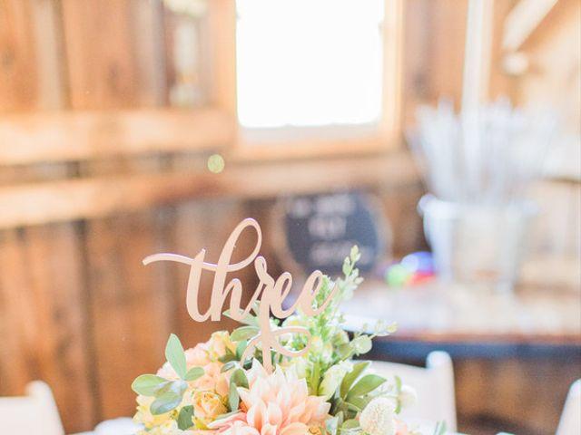 Lauren and Mike's Wedding in Ithaca, New York 20