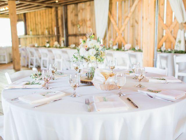 Lauren and Mike's Wedding in Ithaca, New York 19