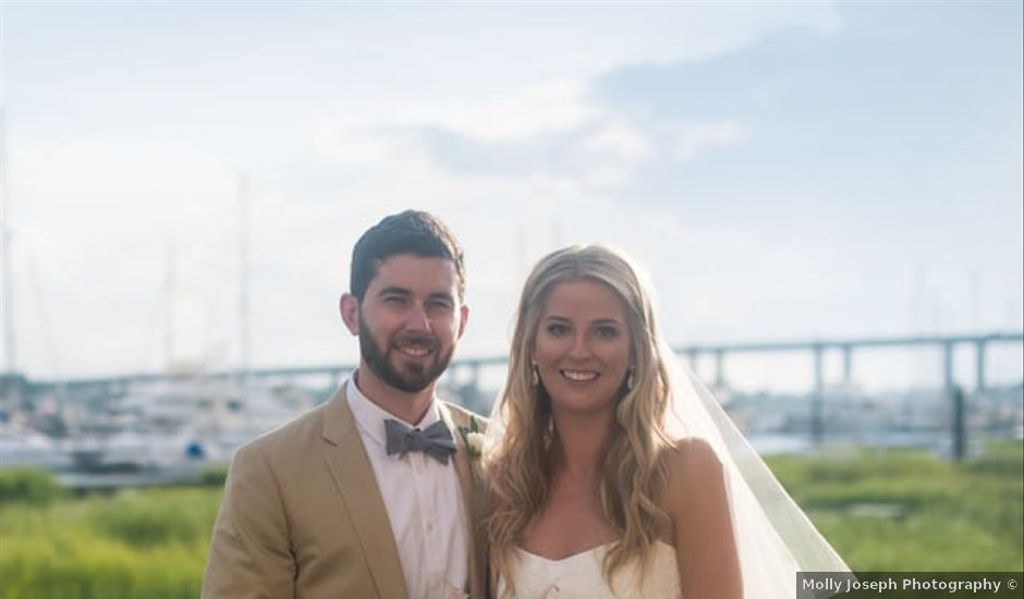 Laura and John's Wedding in Charleston, South Carolina