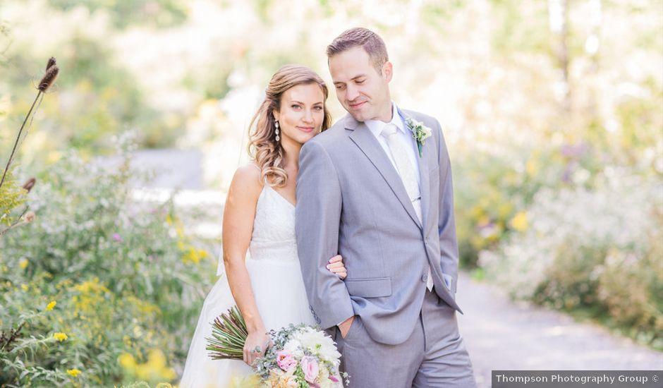 Lauren and Mike's Wedding in Ithaca, New York