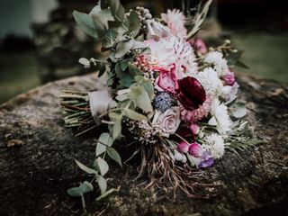 The wedding of Alysa and Sen 1