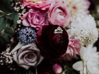 The wedding of Alysa and Sen 2