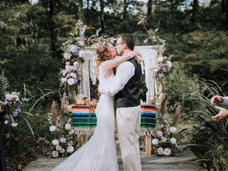 The wedding of Alysa and Sen