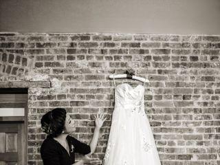 The wedding of Amy and Amasa 1